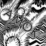 Atoms For Peace - Amok CD - CDJUST 609