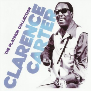 Clarence Carter - The Platinum Collection CD - CDWP 042