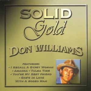 Don Williams - Solid Gold CD - GSCD 538