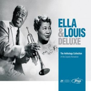 Ella Fitzgerald & Louis Armstrong - Deluxe: The Anthology Collection CD - MBB 7129