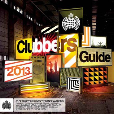 Ministry Of Sound - Clubbers Guide 2013 CD - CDJUST 602