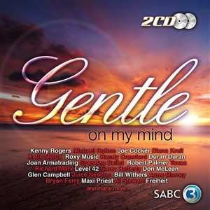 Gentle On My Mind CD - CDEMCJD 6674