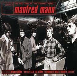 Manfred Mann - The Very Best Of The Fontana Years CD - 07314 5523752