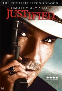 Justified Season 2 DVD - V15734 DVDS