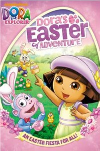 Dora's Easter Adventures DVD - EU130839 DVDP