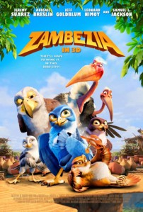 Adventures In Zambezia DVD - 03980 DVDI