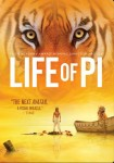 Life Of PI DVD - 52617 DVDF