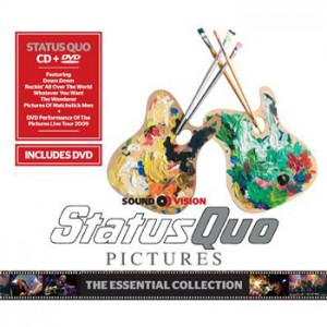 Status Quo - Pictures - The Essential Collection CD+DVD - METRSV 005