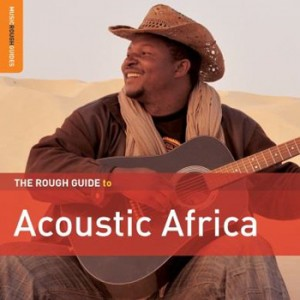 Rough Guide To Acoustic Africa CD - RGNET 1297
