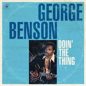 George Benson - Doin' The Thing CD - CDCOL7477