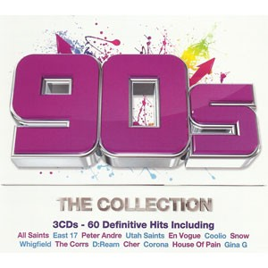 90s The Collection CD - CDESP 393