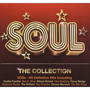 Soul The Collection CD - CDESP 396