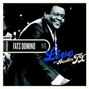 Fats Domino - Live From Austin TX CD+DVD - NW 6247