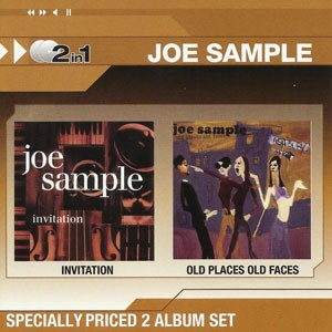 Joe Sample - 2 In 1: Invitation / Old Places Old Faces CD - CDWT 1263