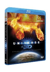 Universe In 3D: Catastrophes That Changed The Planets Blu-Ray - GOHCBD6596