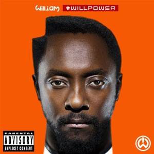 Will.i.am - #Willpower CD - 60252793522