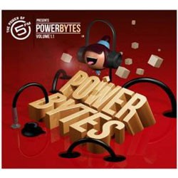 5FM Presents Powerbytes Vol 1.1 CD - CDRCA7382