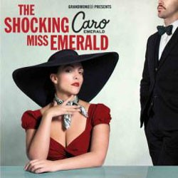 Caro Emerald - The Shocking Miss Emerald CD - CDJUST 624