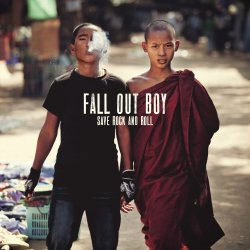 Fall Out Boy - Save Rock And Roll CD - 06025 3733108