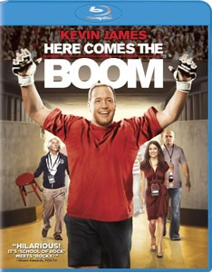 Here Comes The Boom Blu-Ray - 83291 BDS