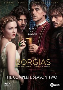 Borgias Season 2 DVD - GULF1698 DVDP