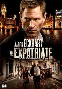 The Expatriate DVD - SVVD-209