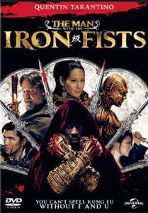 The Man with the Iron Fists DVD - 59388 DVDU
