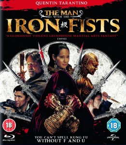 The Man with the Iron Fists Blu-Ray - BDU 59388