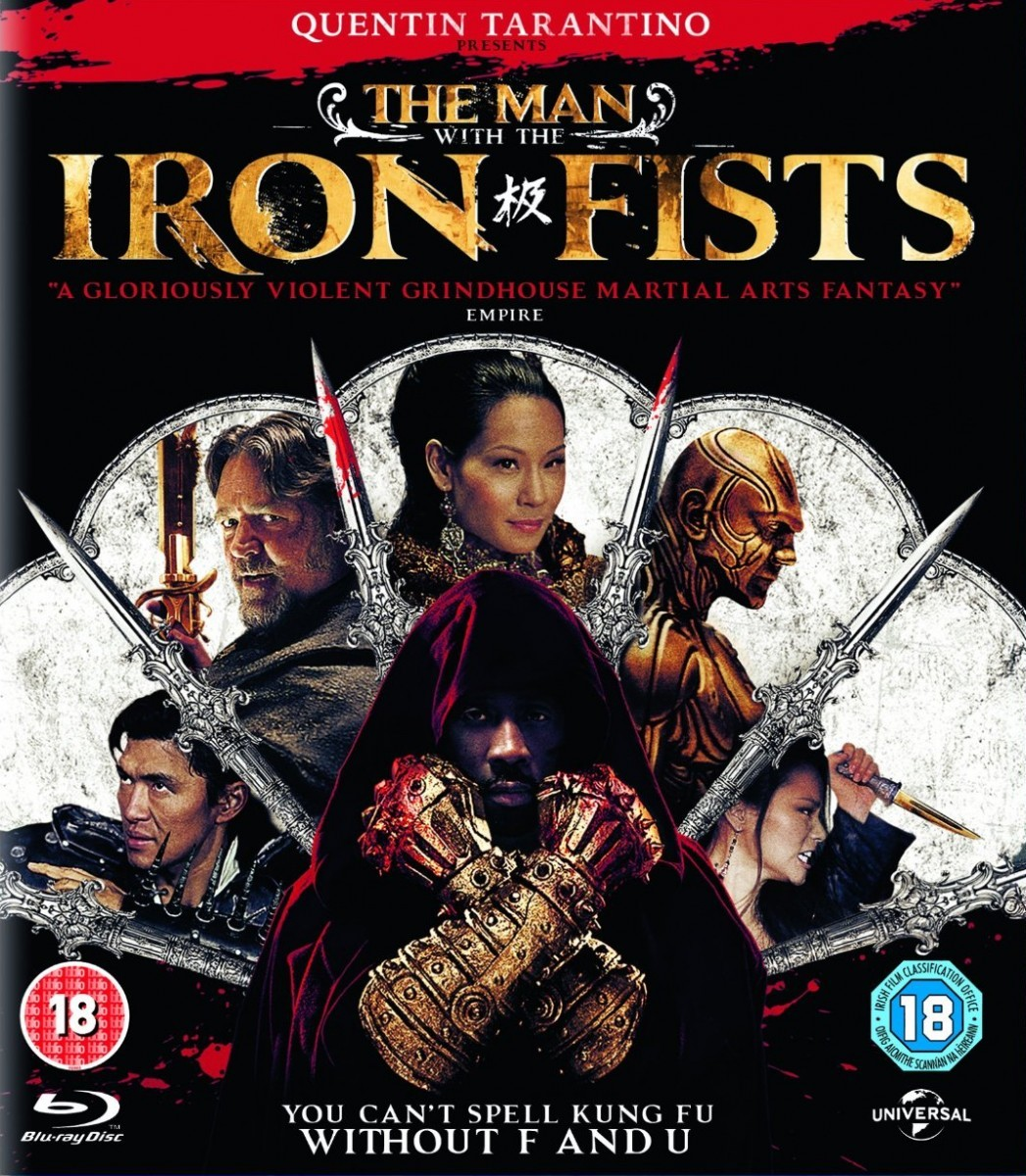 The Man With The Iron Fists Trailer: The Man With The Iron Fists [Blu-Ray]