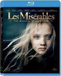 Les Miserables Blu-Ray - BDU 64976