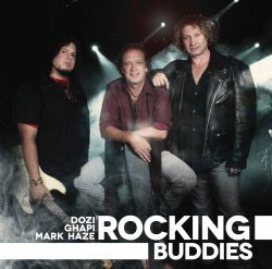 Dozi , Ghapi , Mark Haze - Rocking Buddies CD - MORFCD 778