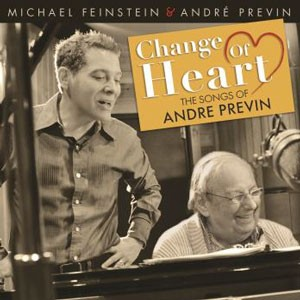 Michael Feinstein & Andre Previn - Change of Heart: The Songs of Andre Previn CD - TEL 34021-02