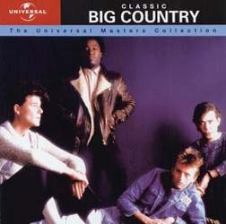 Big Country - The Universal Masters Collection CD - 07314 5863142