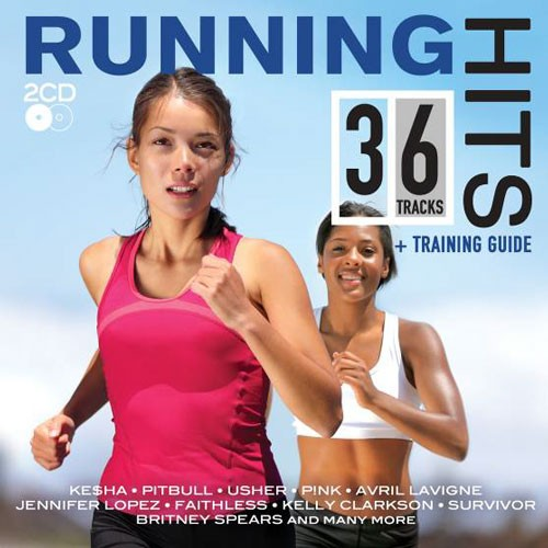 Running Hits CD - CDBSP3300