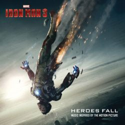 Iron Man 3: Heroes Fall CD - 00500 8729355