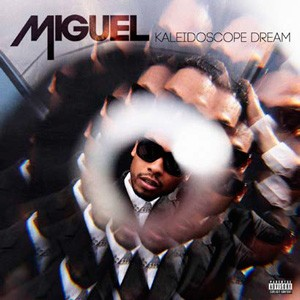 Miguel - Kaleidoscope Dream Deluxe Edition CD - CDRCA7383