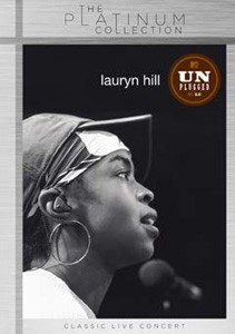 Lauryn Hill - The Platinum Collection: MTV Unplugged No. 2.0 DVD - DVCOL7484