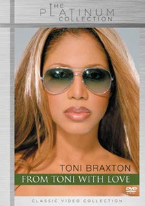 Toni Braxton - The Platinum Collection: From Toni With Love DVD - DVAST572