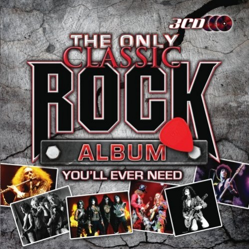 The Only Classic Rock Album You'll Ever Need CD - DGCD 166
