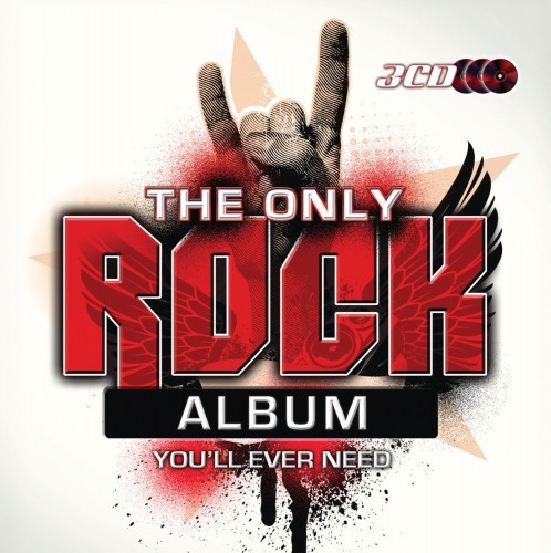 The Only Rock Album You'll Ever Need CD - DGCD 167