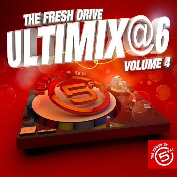 The Fresh Drive Ultimix@6 Volume 4 [CD]