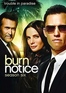 Burn Notice Season 6 DVD - 55537 DVDF