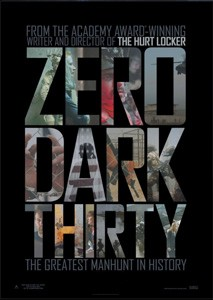 Zero Dark Thirty DVD - 67316 DVDU