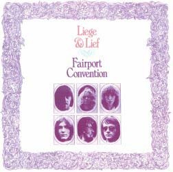 Fairport Convention - Liege And Lief CD - 07314 5869292