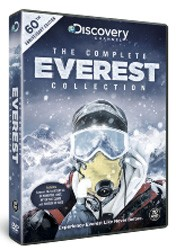 The Complete Everest Collection - 60th Anniversary Edition DVD - GRDC4194