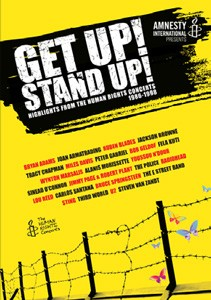Get Up! Stand Up! - Highlights From The Human Rights Concerts 1986 - 1998 DVD - DVERE033