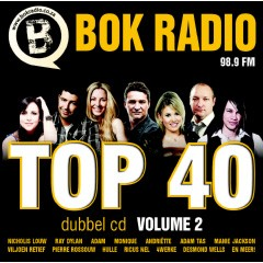 Bok Radio Top 40 Vol.2 CD - SELBCD1066