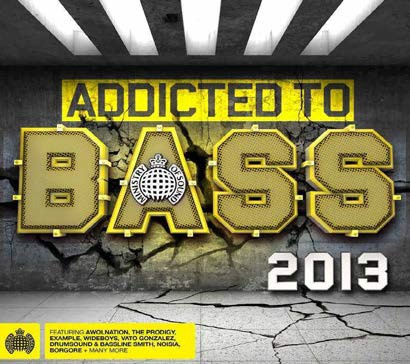 Ministry Of Sound - Addicted To Bass 2013 - Vol.2 CD - CDJUST 633