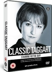 Classic Taggart - The Blythe Duff Collection DVD - GRDA4197