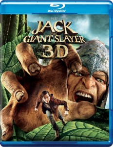Jack the Giant Slayer 3D + 2D Blu-Ray - Y31876 BDW